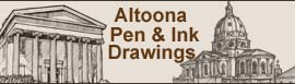 Pen n Ink Banner Ad